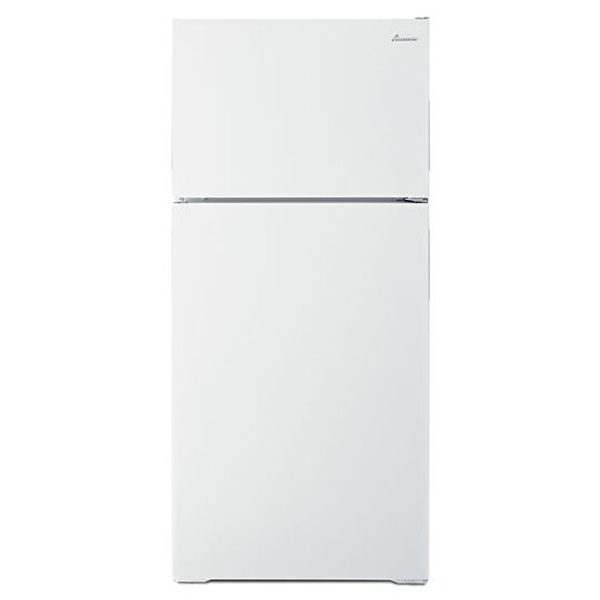 Amana 14 CU. FT. Top-Freezer Refrigerator