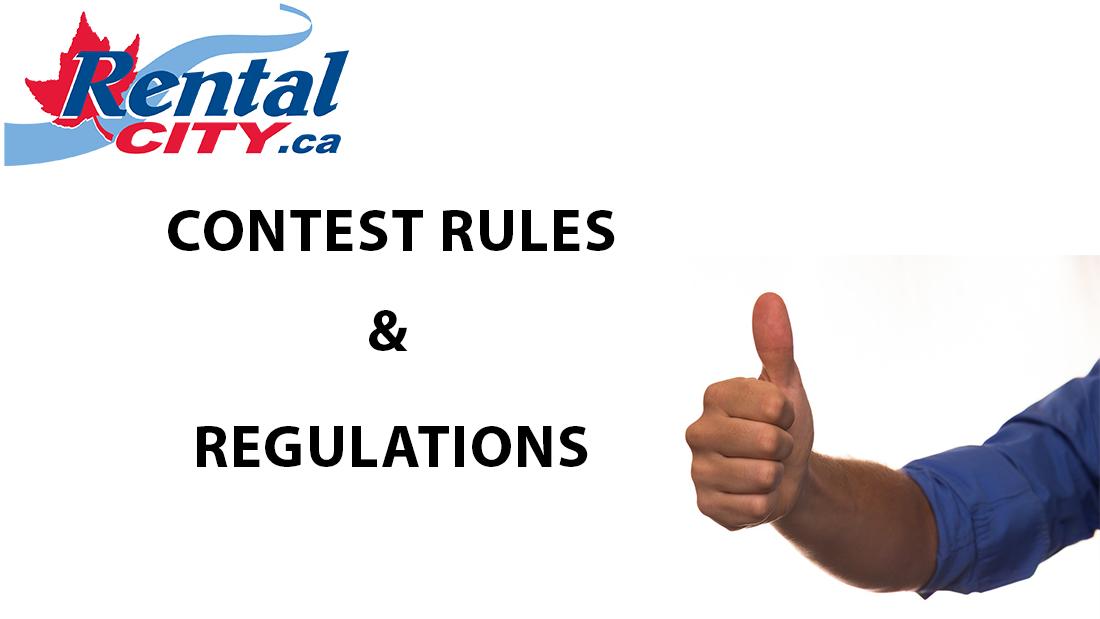 Contest Rules & Regulations