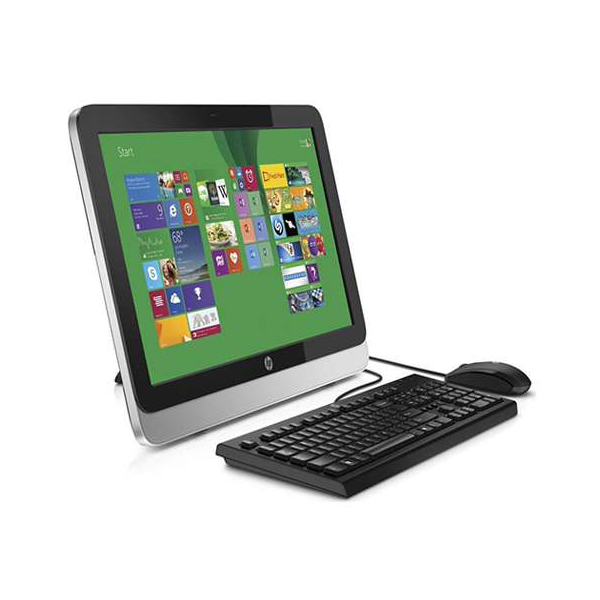 "Hp Touchsmart 21-2019 21.5"" Touchscreen All-in-one Desktop Pc"