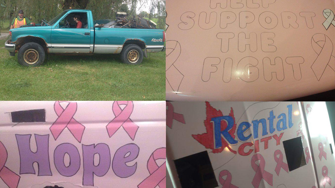 Derby Truck for Hope