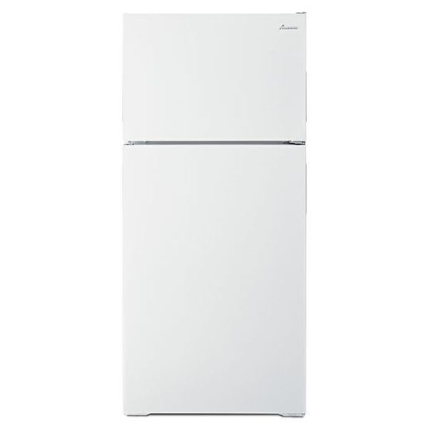 Amana 14 CU. FT. Top-Freezer Refrigerator
