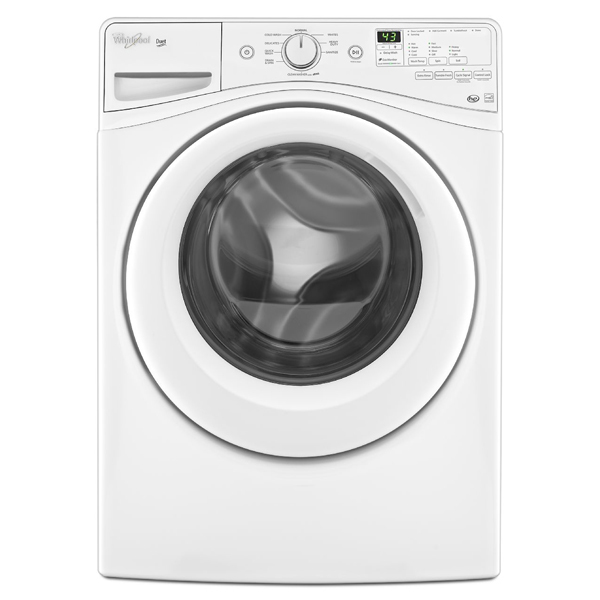 Whirlpool® Duet® 4.8 cu. ft. Front Load Washer