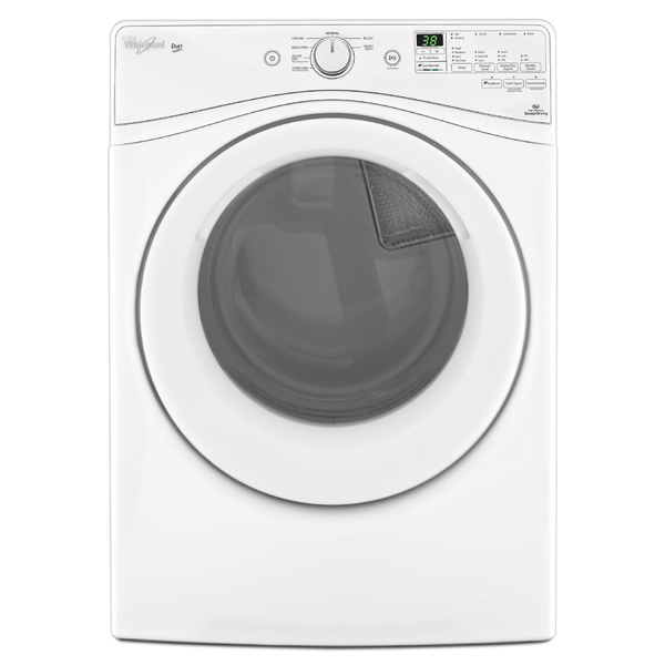 Whirlpool® Duet® 7.3 cu. ft. HE Front Load Dryer