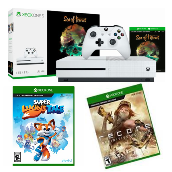 XBOX One Bundles