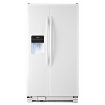 Amana 21 cu. ft. Side-by-Side Refrigerator