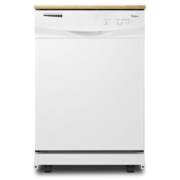 Whirlpool® Portable Dishwasher