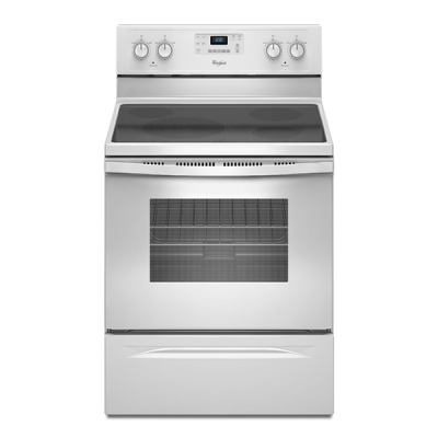 Whirlpool® 5.3 cu. ft. Capacity Electric Range