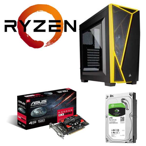 Ryzen Gaming Tower