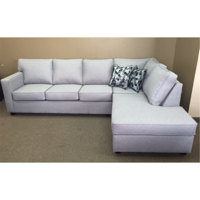 Aman 1260 Hayden Silver Sectional