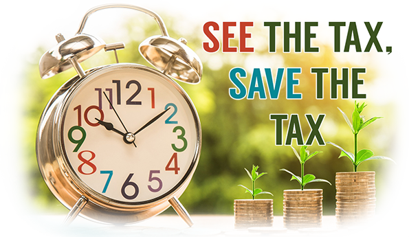 See the Tax, Save the Tax