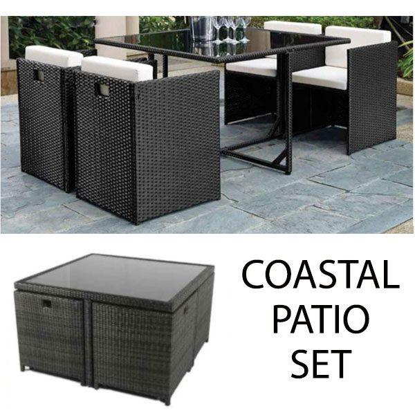 Coastal Patio Set