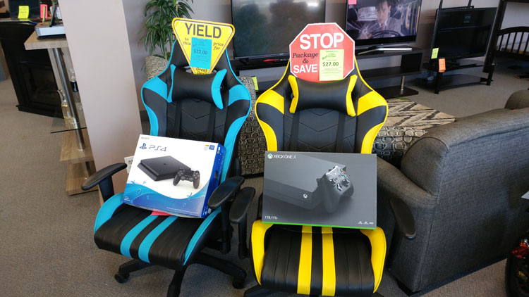 Gaming Chair Bundles
