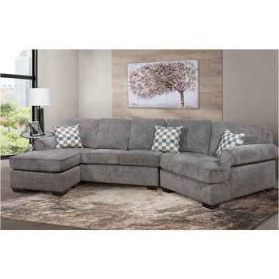 Sofa By Fancy Sectional 9907