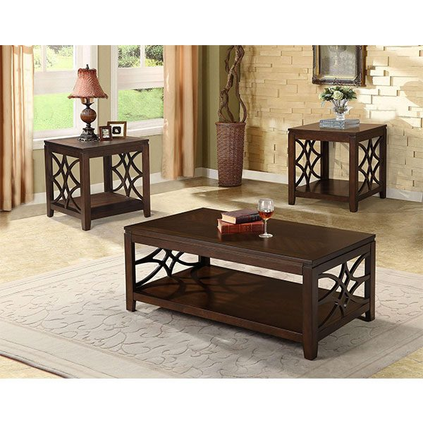 MEGA 3PC Occasional Tables