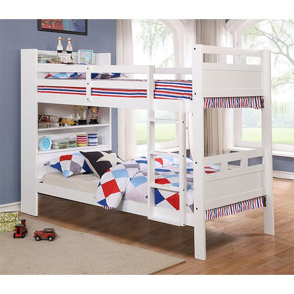 MEGA Bunks with shelves