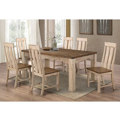 Titus Modern Country Dining set