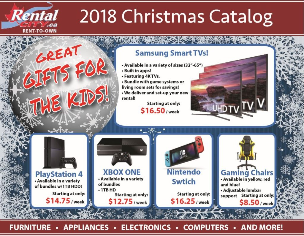 2018 Christmas Flyer Page 1