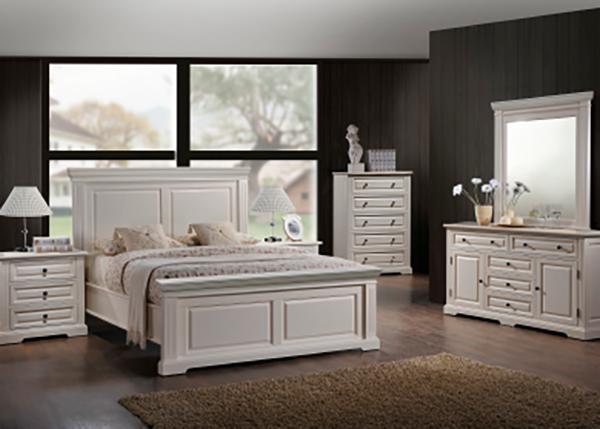 bedroom queen hinsdale house rental | Titus – Brianna Queen Bedroom Suite (Queen) – Wood ...