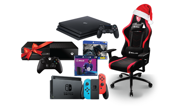 Bring Home a Gaming Package!